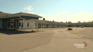 Future of old Saint John motel unclear