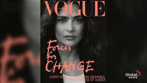 Meghan Markle guest-edits September edition of 'Vogue'