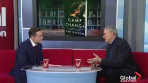 Ken Dryden looks at the future of hockey in 'Game Change'