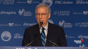 Mitch McConnell predicts Kavanaugh will be on Supreme Court