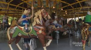 Toronto Councillor Paula Fletcher explains motion to save Centreville carousel