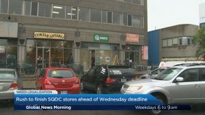 Global News Morning headlines: Tuesday, October 16