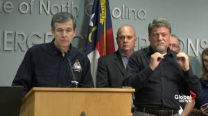 Hurricane Florence: NC governor concerned about what rainfall will mean for river flooding