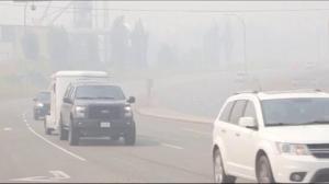 Williams Lake on evacuation alert