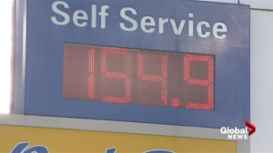 B.C. gas prices soar again
