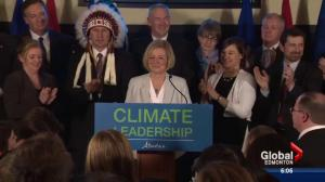 Alberta to implement carbon tax in climate change policy