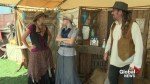 An 1880s experience is on display at this year's Whoop-Up Days