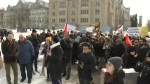 Queen's students protest changes to OSAP