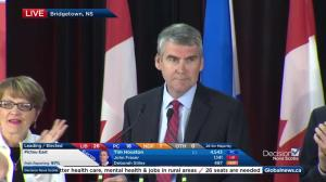 Nova Scotia election: McNeil will take 'inspiration' from close win