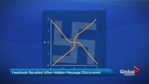 Hidden message forces Oakville school yearbook delays
