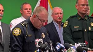 'He shot everyone in the bank': police on Sebring, FL bank shooter