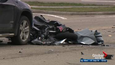 Fatal collision shuts down Mill Woods Road in southeast