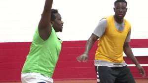 Winnipeg basketball group raises funds for Kenya court