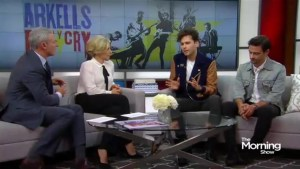 Arkells go political on Rally Cry