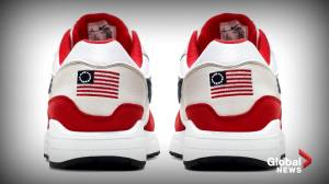 NIKE pulls shoes with Betsy Ross flag