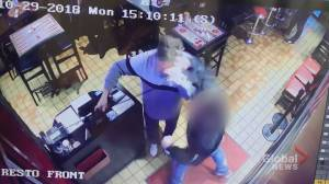 Montreal restaurant worker attacked