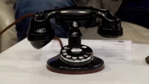 A preview of the Kingston Antique Telephone Show and Sale