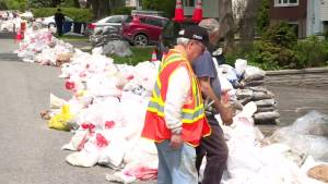Pierrefonds in cleanup mode following spring floods