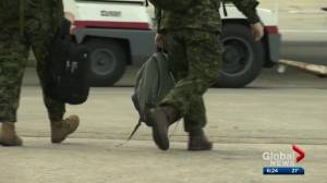 Edmonton soldiers depart for Latvia on Thursday