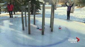 'It's going to go big-time!': Calgarians fired up over 'Crokicurl'