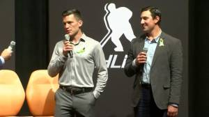 Andrew Ference, Chris Campoli say they'll be speaking to players at NHL Humboldt event
