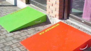 Stopgap.ca ensures local businesses can be wheelchair accessible