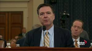 FBI director confirms large-scale investigation into Russian hacking