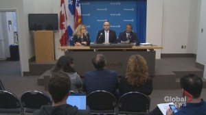 Montreal official opposition says city spending is out of control
