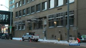 Old YMCA building in downtown Edmonton to get new lease on life