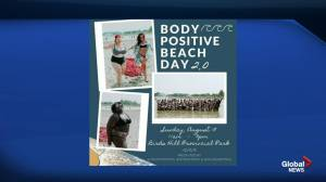 Inclusion at the beach: Body Positive Beach Day 2.0 this weekend