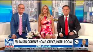 Trump tells 'Fox and Friends' that Michael Cohen only handled a 'tiny fraction' of his legal workload