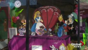 Vernon Winter Carnival window contest brightens up downtown shops
