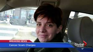 Calgary woman charged with fraud for allegedly faking cancer