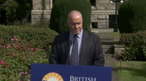 B.C. premier congratulates First Nations group on Trans Mountain court victory