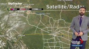 Edmonton Weather Forecast: March 22