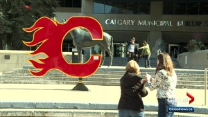 Red Mile to stay open during Calgary Flames playoff run: city officials