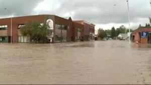 Lessons learned from the 2013 flood disaster in High River, AB