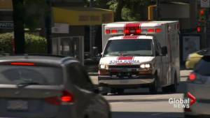 BCEHS adding new ambulances, paramedics to address shortage