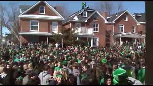 The city of Kingston is looking to crack down on out of control house parties