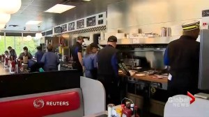 Waffle House reopens days after fatal shooting