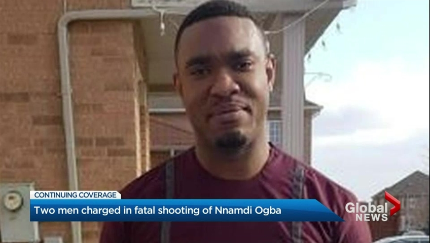 Third suspect arrested in connection to fatal shooting of Nnamdi Ogba