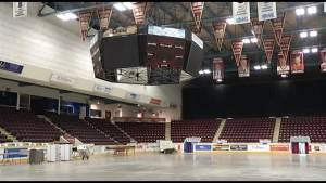 Peterborough city council votes to replace floor at Memorial Centre
