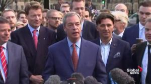 """""""This is a victory for ordinary people:"""" UKIP leader Nigel Farage on Brexit victory"""
