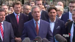 """This is a victory for ordinary people:"" UKIP leader Nigel Farage on Brexit victory"