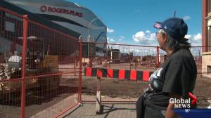 What impact will Rogers Place have on Edmonton's vulnerable?