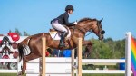 Kingston equestrian travels the world, targeting the Olympics