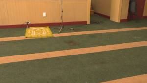Media allowed first look inside Quebec mosque where deadly attack took place