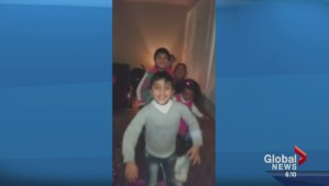 'Backup mommies' step up for Syrian family in Calgary