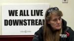 Mi'kmaw matriarchs serve 'eviction notice' to Alton Gas