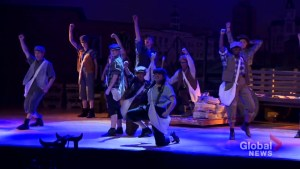 'It's bitter sweet': Opening night for Riverdale High School's final play
